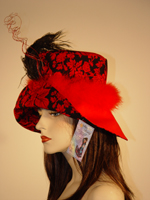 Lulu's Creations - Red Hat 2